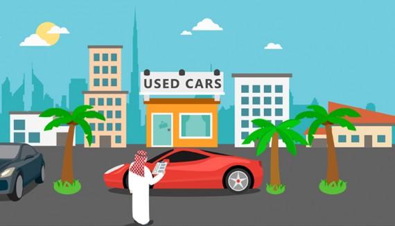 used cars for sale in Dubai, UAE