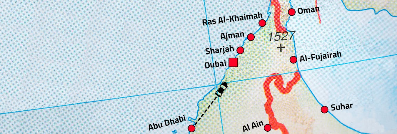 Buying a Used Car from Another Emirate in the UAE - Newsroom