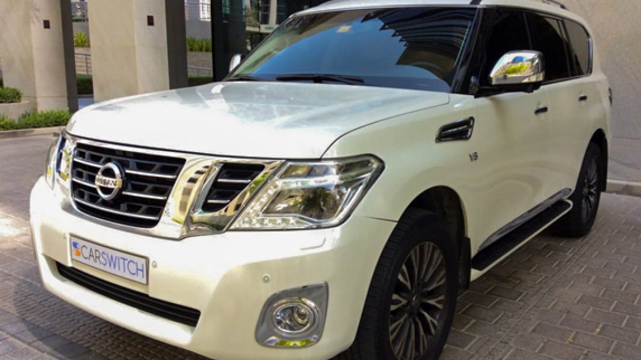 Should You Buy A Used Nissan Patrol In Dubai Carswitch