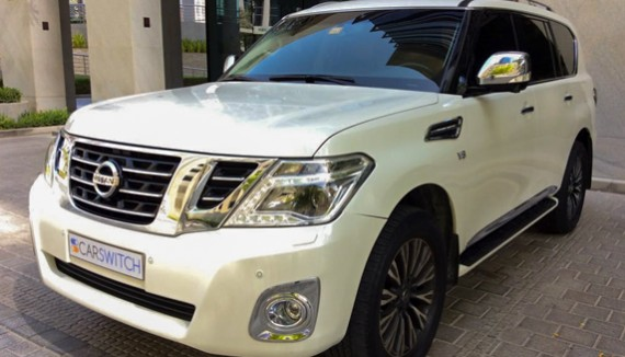 Nissan Patrol used cars for sale in Dubai, UAE