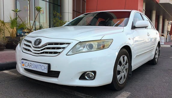 Why Buying A Car Like Toyota Camry In The UAE Is A Smart Decision