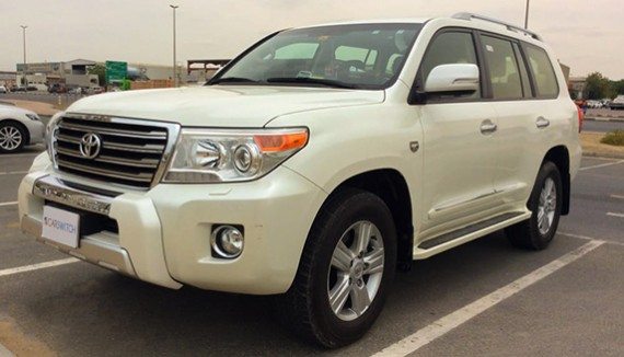 toyota used cars for sale in Dubai, UAE