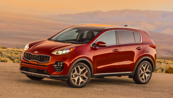 Should You Buy A 2017 Kia Sportage Car In The Uae Newsroom