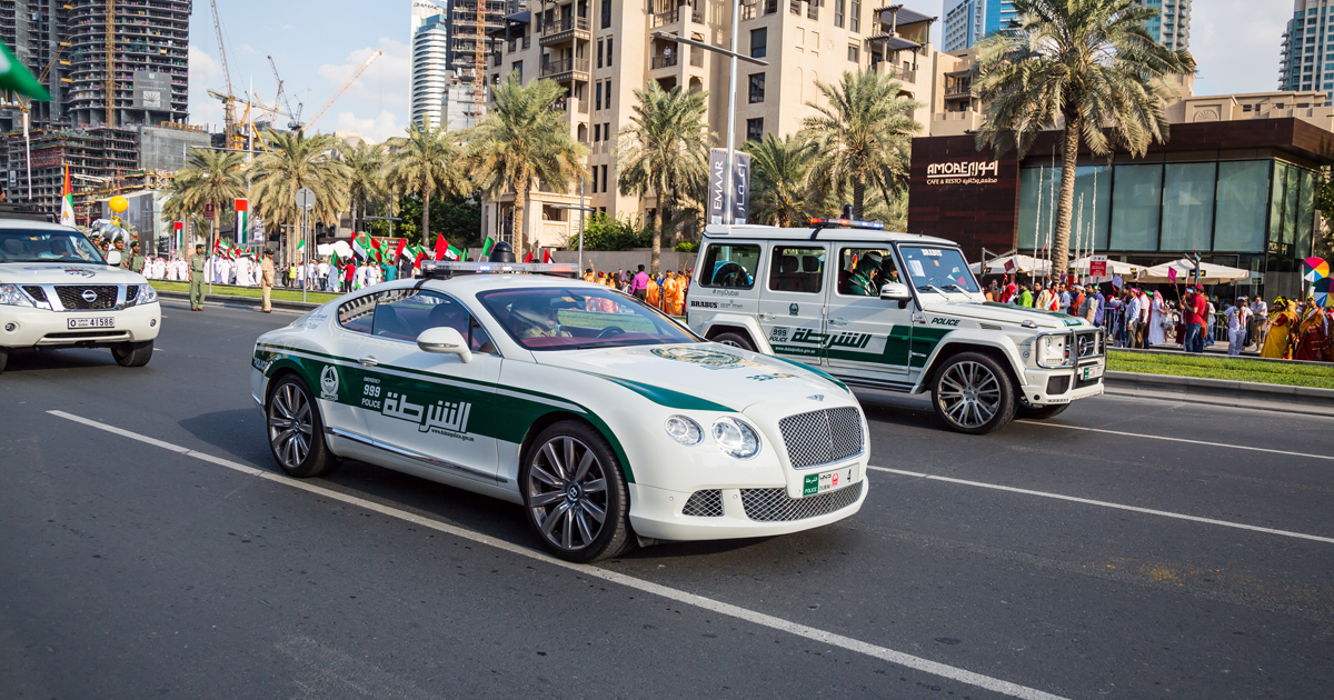 Rent A Car In Dubai >> Dubai Police Owns the Fastest Police Car in the World - Newsroom
