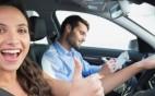 Test drive to sell car in Dubai, UAE