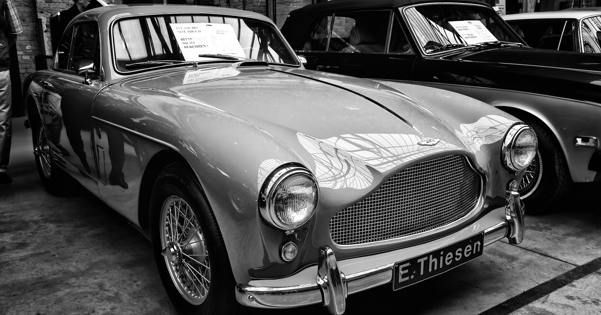 Top 5 Classic British Used Cars You Might Spot in the UAE ...