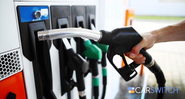 fuel prices for used cars in Dubai, UAE