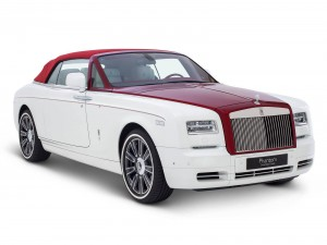 Rolls Royce Introduces Wisdom Cars Collection Specially For The Uae