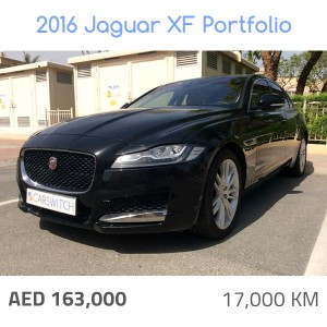 2016 Jaguar XF Portfolio(7246)