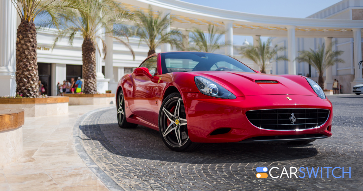 Luxury Vehicle: Top 5 Most Expensive Cars For The UAE Petrolheads