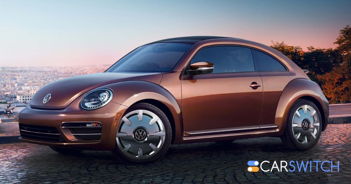 2017 Volkswagen Beetle Hatchback >> Volkswagen Beetle: A Legendary Car Grows Up in the UAE ...