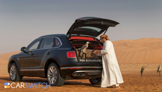 Bentley used SUVs for sale in Dubai, UAE