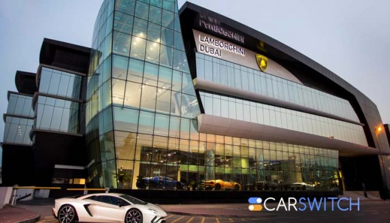Lamborghini used cars for sale in Dubai, UAE