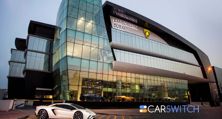 expands car dealer of chelmsford lamborghini dealership opening with network uk official media automobili center