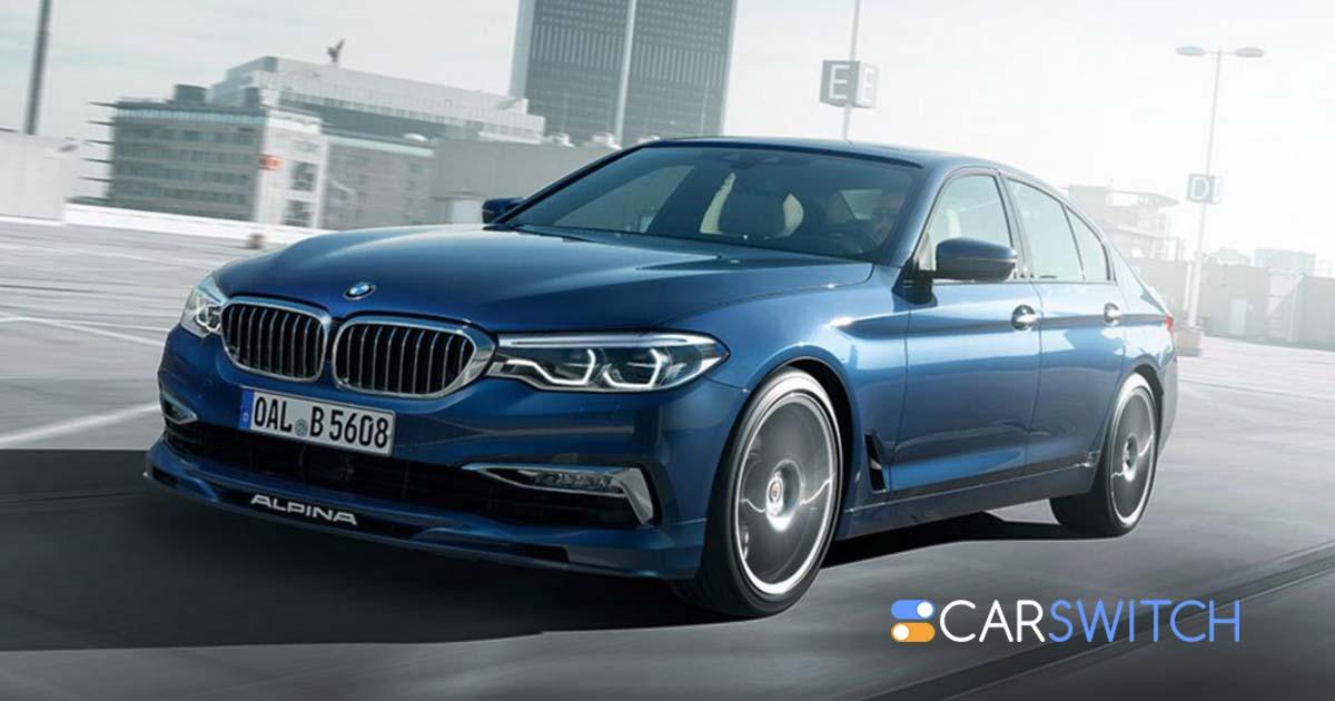BMW Alpina B5 Hitting the UAE Cars Market Soon! - Newsroom