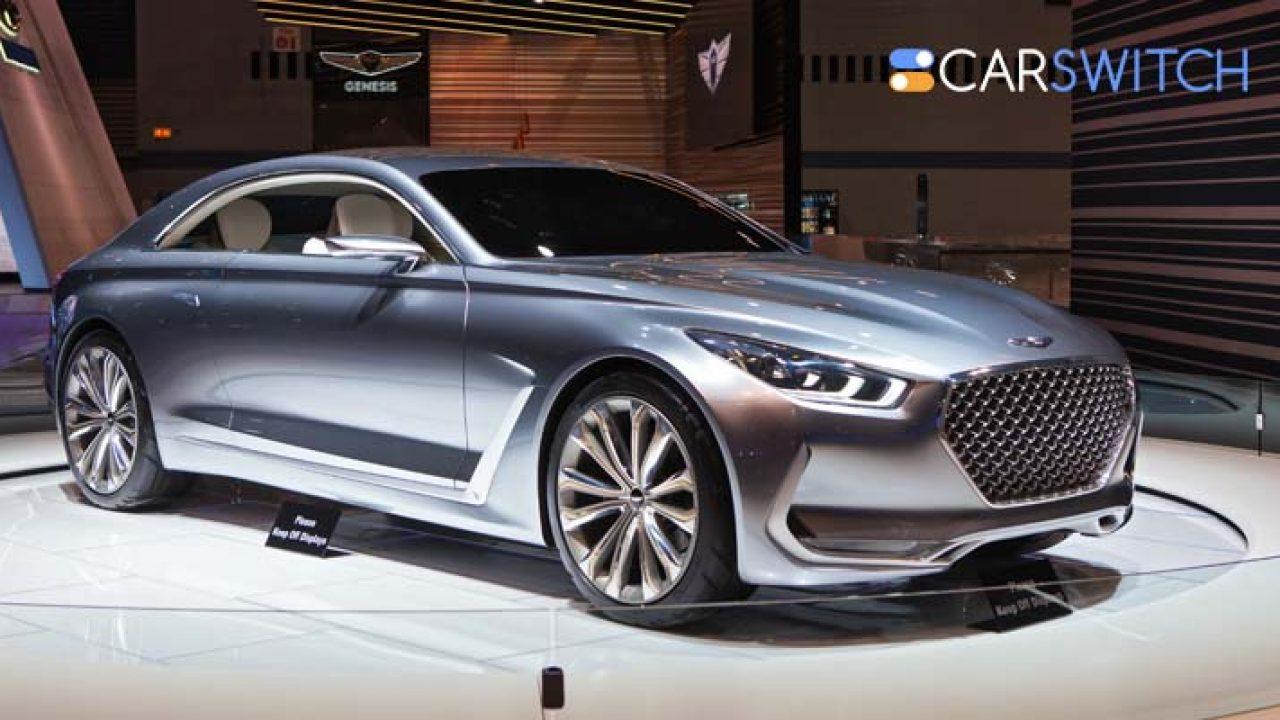 Hyundai Launching A New Car Brand Genesis In The Uae