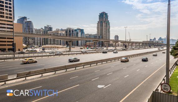 used cars in Dubai, UAE