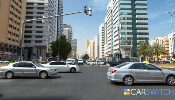 used cars in Abu Dhabi