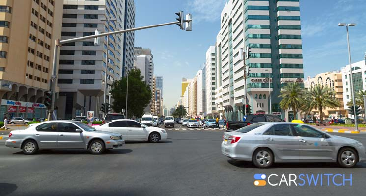 used cars in Abu Dhabi