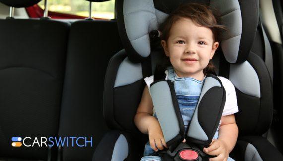Buy a child-friendly used car in Dubai