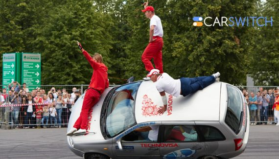 Exciting Guinness Records made in a Car