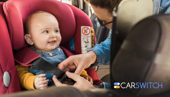 How to choose a baby friendly car in dubai