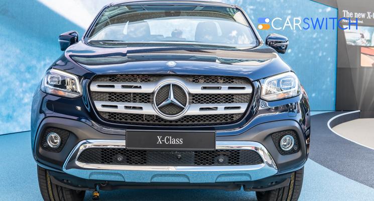 x class mercedes truck