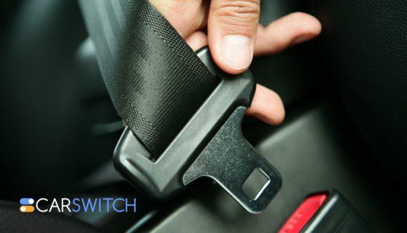 Seat Belt Wearing in Dubai while driving