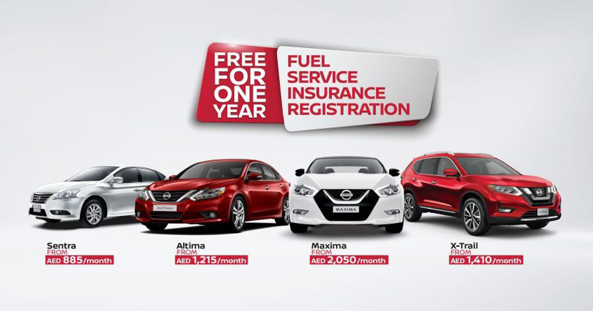 Value Deal by Nissan this February