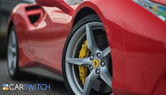 Dubai'an Did You Know This Ferrari Garage is For Sale 745x400