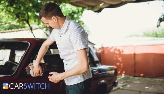 Top 7 mistakes when washing your used car in Dubai