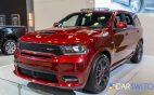2018 Dodge Durango SRT has arrived in the UAE