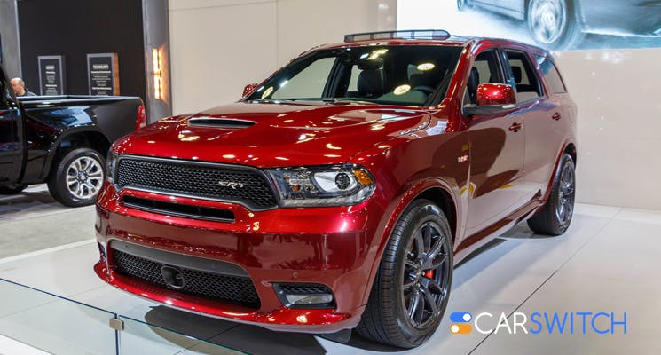 2018 Dodge Durango SRT has arrived in the UAE