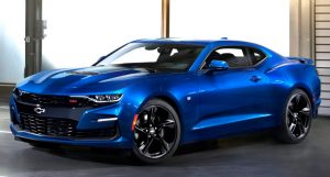 Muscle Car Fans in Dubai, 2019 Chevrolet Camaro Facelift Has Been Unveiled!