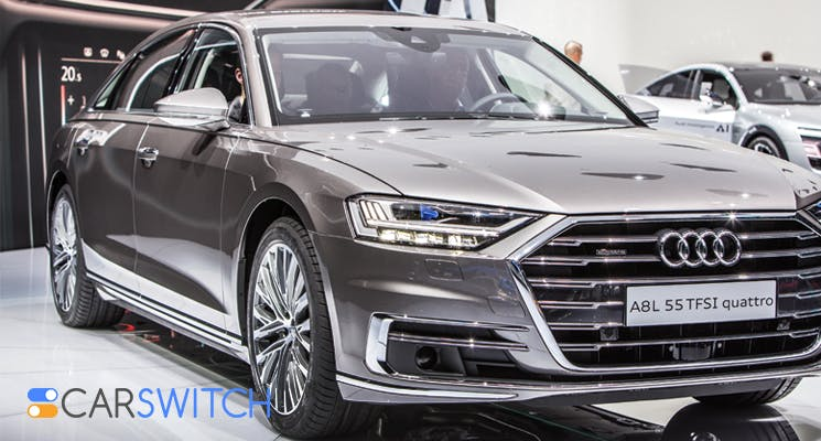 All New Audi A8 Now Launched In Uae Carswitch