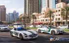 Dubai'ans, you might see driverless patrol vehicles by 2020