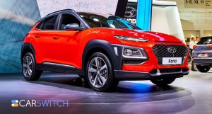 Hyundai's 2019 Electric Kona Unveiled in Dubai!