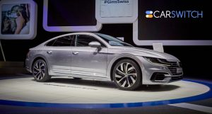 All-New Volkswagen Arteon Finally Unveiled in Dubai!