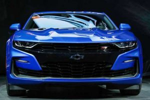 Muscle Car Fans In Dubai 2019 Chevrolet Camaro Facelift Has Been