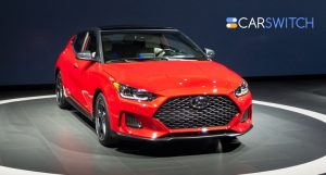 Dubai Car Lovers, Get Ready!: Hyundai Introduces the 2019 Veloster and Veloster Turbo