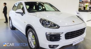 Good News for Dubai'ans: Porsche Cayenne Hybrid Now on Sale in UAE!