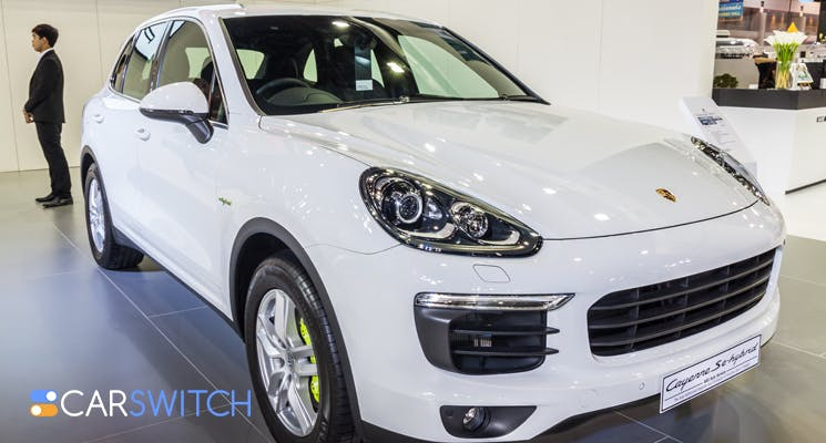 porsche cayenne hybrid, buy car in Dubai