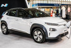 Hyundai Electric Kona, used cars Dubai