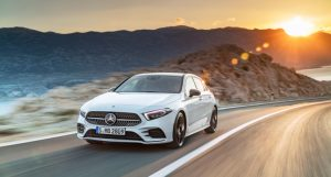 2019 Mercedes Entry Level A-Class Is Coming Soon to UAE!