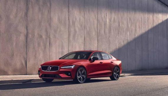 Volvo Has Unveiled the 2019 S60 Sedan and It's Sleek as Anything!