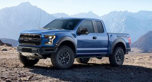 Ford Raptor Debuts with Greater Tech Chops!