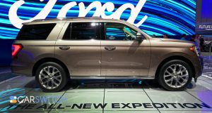 All-New 2018 Ford Expedition Now in Dubai: Better than Before, with Greater Speeding Chops!