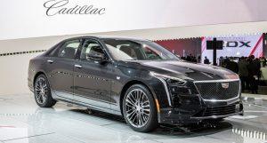 Cadillac CT6 V-Sport: A High Performance Powertrain!