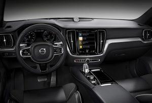 Volvo S60 interior, used cars Dubai