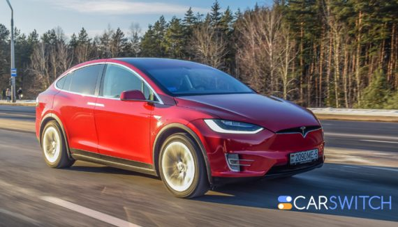 Trouble for Tesla: Tesla's Rivals and the Electric Car Market